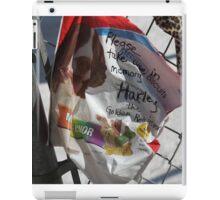 RIP Harley iPad Case/Skin
