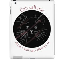 Cat Claws iPad Case/Skin