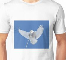 Precision is one of my many attributes Unisex T-Shirt