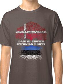Danish grown, Estonian roots Classic T-Shirt