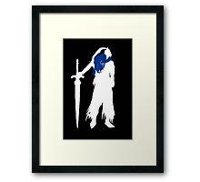 Abyss Knight Framed Print