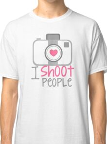 camera photographer Classic T-Shirt