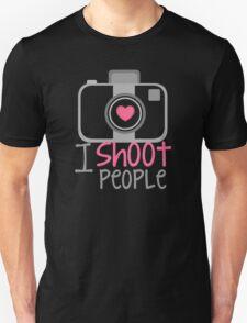 camera photographer Unisex T-Shirt