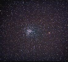 M37 salt and pepper cluster by 3rdrock