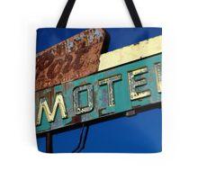 Port Motel Tote Bag
