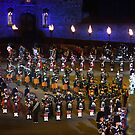 Edinburgh Military Tattoo #1  by Bev Pascoe