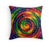 You are Lord of Lords Throw Pillow