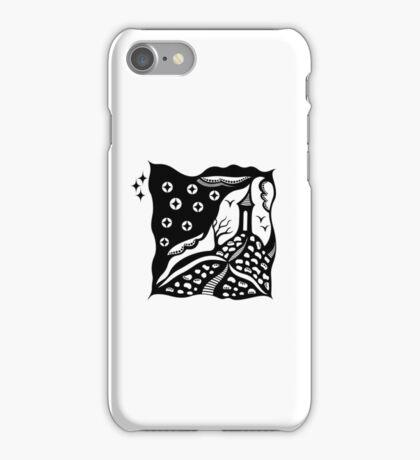 Lonely Fields iPhone Case/Skin