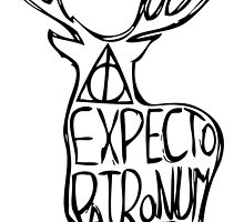 Expecto patronum  by QuotePlay