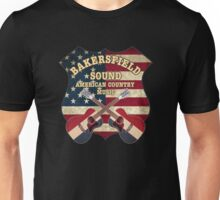 Bakersfield Sound shield Unisex T-Shirt