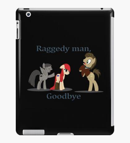 Goodbye Doctor iPad Case/Skin