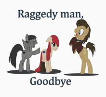 Goodbye Raggedy Doctor Baby Tee
