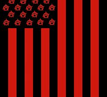 United States of Anarchy - Red by annarkist