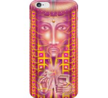 Fractal Prophet  iPhone Case/Skin