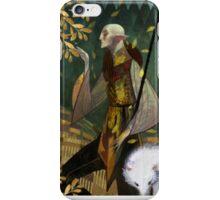 Solas romance tarot  iPhone Case/Skin