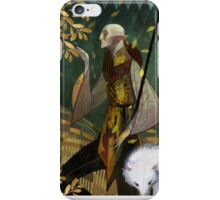 Solas romance tarot  iPhone Case/Skin
