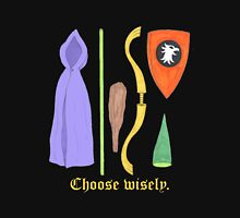 Choose Wisely 2 Unisex T-Shirt