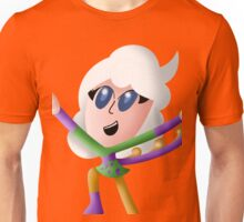 Look at all the clucks she can give! Unisex T-Shirt