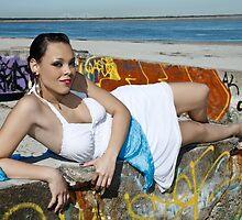 Beach 2 by Leta Davenport