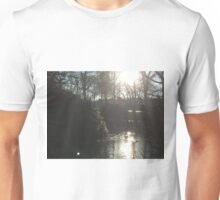 Frozen mornings Unisex T-Shirt