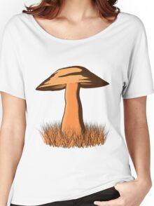 Mushroom 01 Women's Relaxed Fit T-Shirt