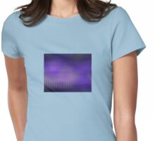 Blue Zag Womens Fitted T-Shirt