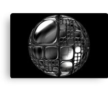 Cubed sphere Canvas Print