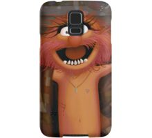 Muppet Maniacs - Animal as Buffalo Bill Samsung Galaxy Case/Skin