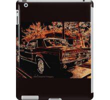Drive-In iPad Case/Skin