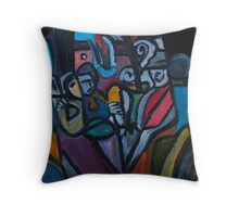 You're Invited Throw Pillow