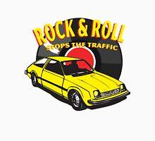 Rock & Roll Stops the Traffic Unisex T-Shirt