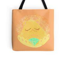 Best Luck Bear (Gold bear) Tote Bag