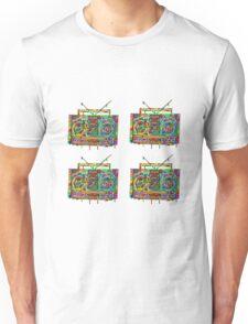 Boom box mini  Unisex T-Shirt