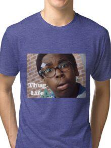 Cookie- Thug Life Tri-blend T-Shirt