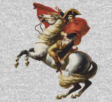 Napoleon on his horse Kids Clothes