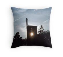 FAITH SERIES NO 12  Throw Pillow