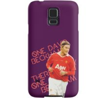 There's Only One David Beckham Samsung Galaxy Case/Skin