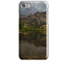 North Lake, Eastern Sierras iPhone Case/Skin