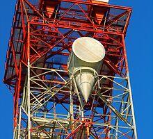 Tower Of Power by WildestArt