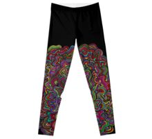 Where is my Heart♥ Color Leggings
