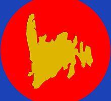 NFLD Logo Shirt by AJPunk15