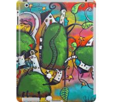 The Ups and Downs iPad Case/Skin