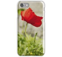 Two Poppies iPhone Case/Skin
