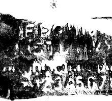 The Alphabet of Chaos #23 by nataraaj