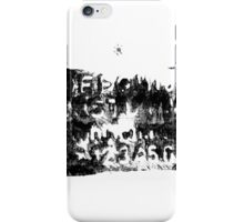 The Alphabet of Chaos #23 iPhone Case/Skin