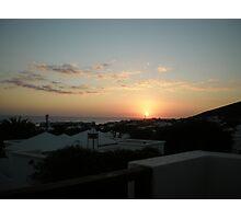 Lanzarote Photographic Print