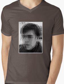 Self-Phasing Mens V-Neck T-Shirt
