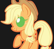 Chibi Apple Jack  by Night-Ferocity