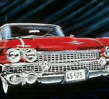 1959 Cadillac Eldorado Barritz by GregoryAlston