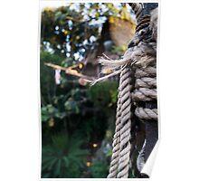 Tarzan's Tree House Poster